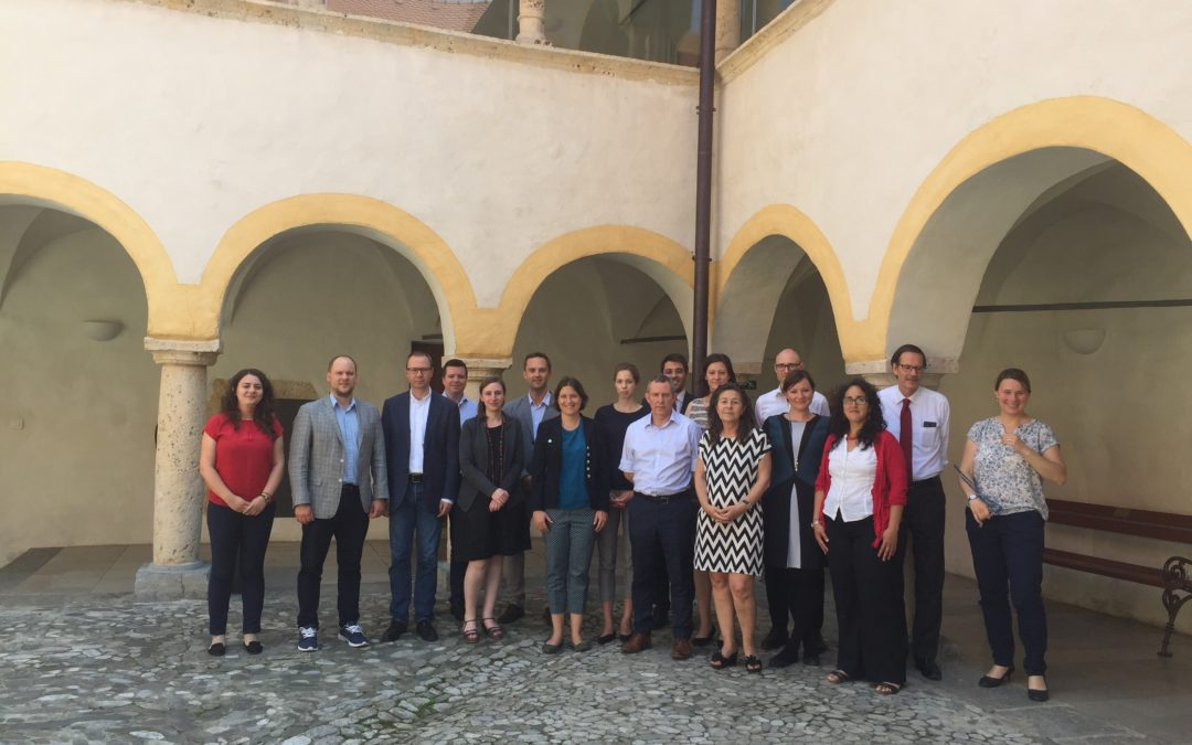 CEP is hosting a Partner Meeting of the ENTRi Consortium
