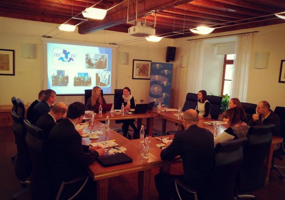 IECEU End User Advisory Working Group