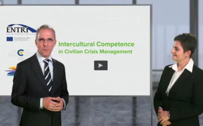ENTRi e-learning module on Intercultural Competence in Civilian Crisis Management