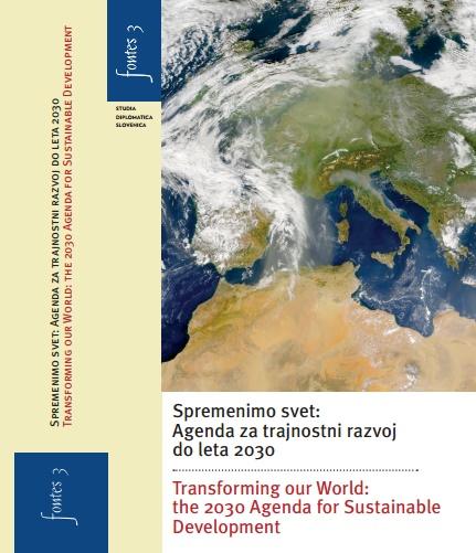 Spremenimo svet: Agenda za trajnostni razvoj do leta 2030