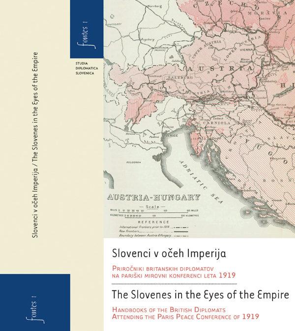 Ernest Petrič: Slovenci v očeh Imperija