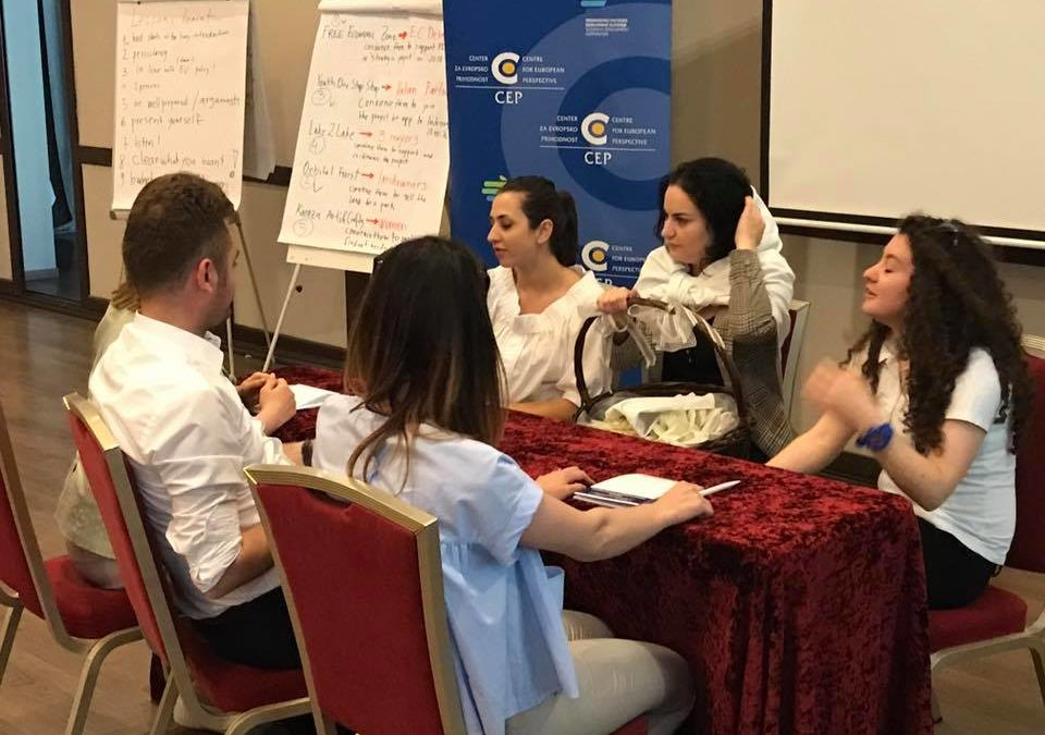 Let's prepare a Successful Project Proposal – 2nd CEP workshop in Tirana