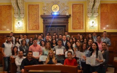 The Erasmus + Youth Exchange in Slovenia has successfully concluded