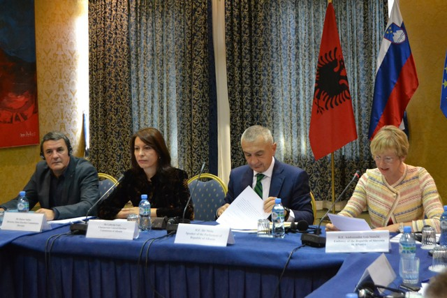 "Successful completion of the second part of the project ""Strengthening of the Independence of the Electoral Bodies in Albania"""