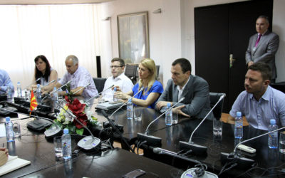 ANNOUNCEMENT: Meeting of the State Prosecutor Generals of Slovenia and Macedonia in the Framework of Development Cooperation