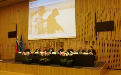 CEP at the Conference marking the 20th Anniversary of Slovenia's participation in the IOM