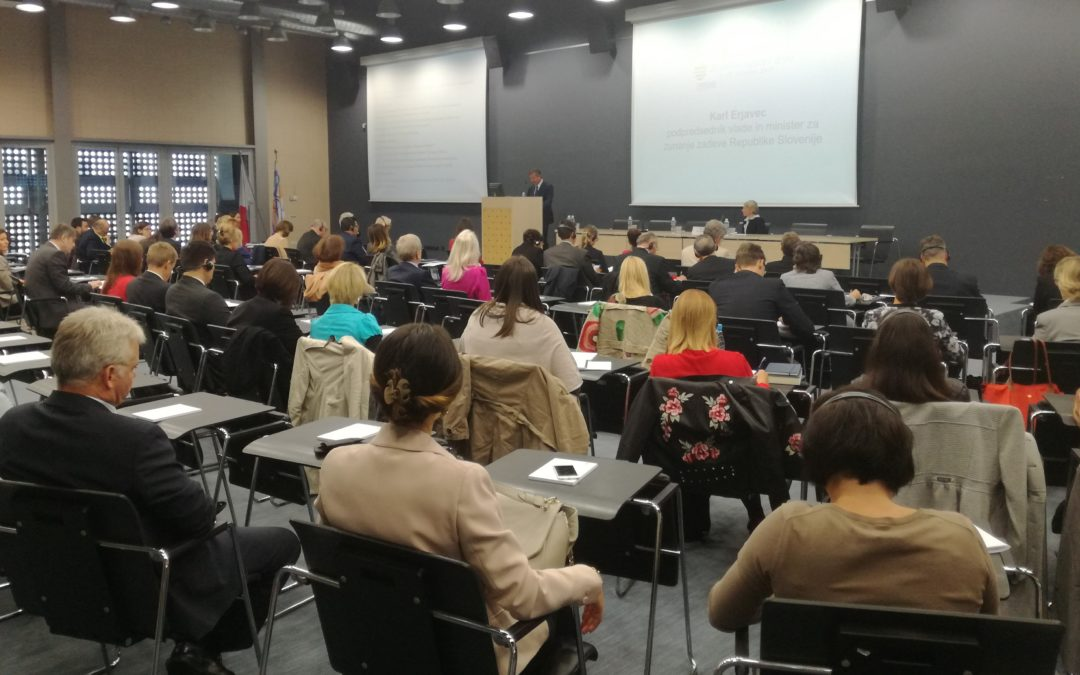 Future of development cooperation discussed at the Slovenian Development Days