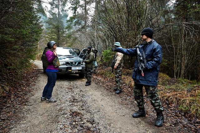 Hostile Environment Awareness Training (HEAT) to start on Monday in Gotenica