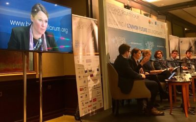 CEP at the Belgrade Security Forum
