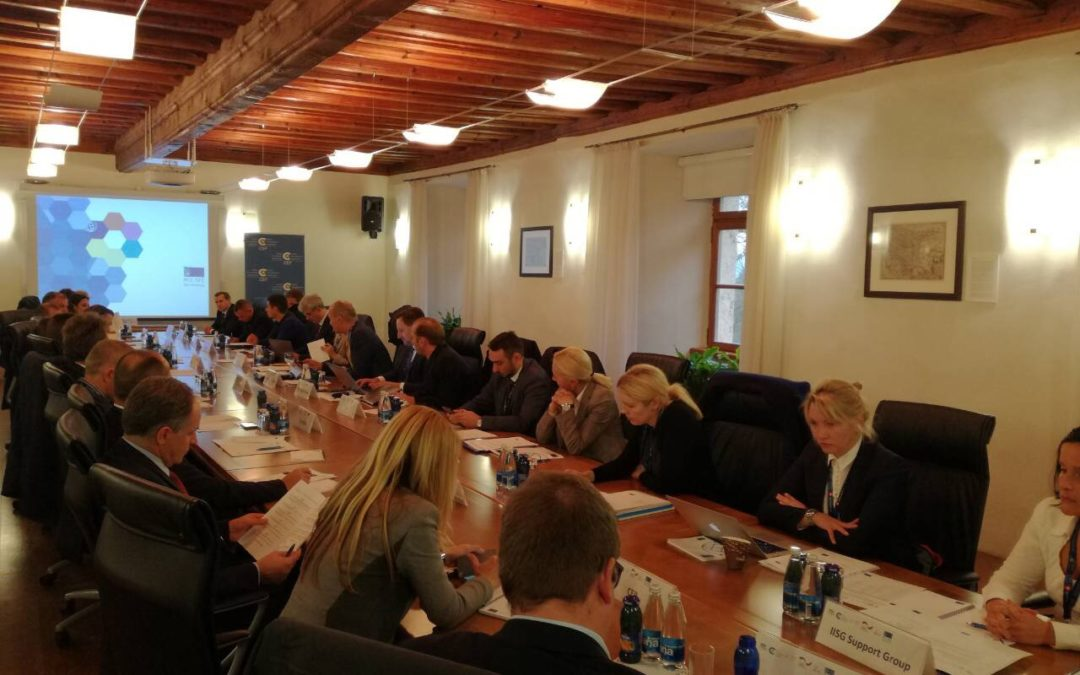 CEP hosts Strategic Meeting outlining IISG priorities against Serious and Organized Crime in the WB Region
