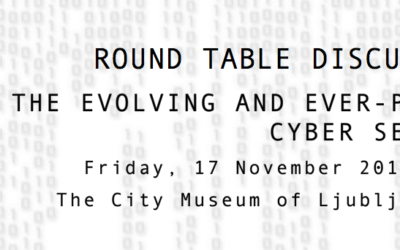 """Roundtable on """"The Evolving and Ever-present Cyber Security"""""""