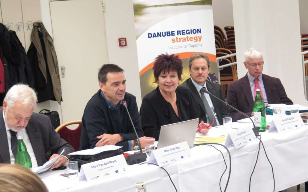 How to combat human trafficking in the cities of the Danube region?