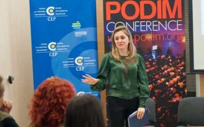Start-up caravan continues its road to Tirana
