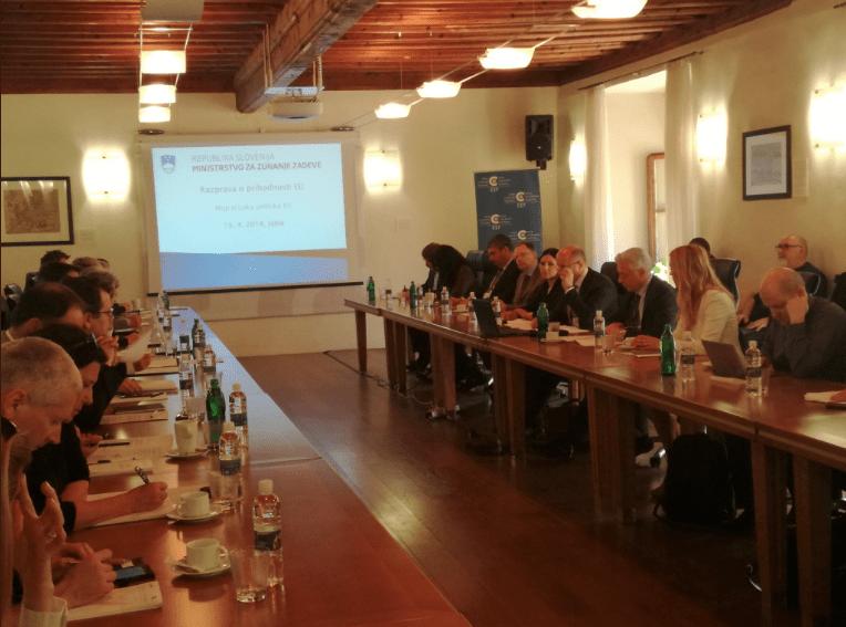 Razprava o prihodnosti EU – Migracijska politika EU