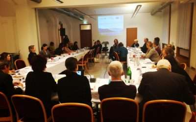 """""""Danube Cities Against Human Trafficking"""" Round Table in Ljubljana"""