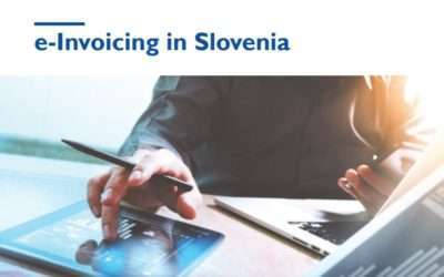 """Booklet """"e-Invoicing in Slovenia"""" just published"""