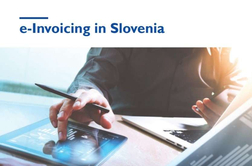 "Booklet ""e-Invoicing in Slovenia"" just published"