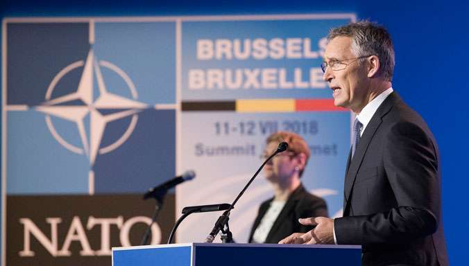 NATO Summit in Brussels