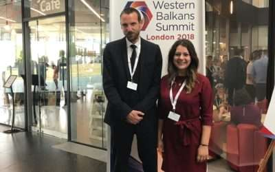 CEP at the Western Balkans Summit