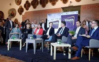 BSF at the Third Regional Youth Forum in Novi Sad