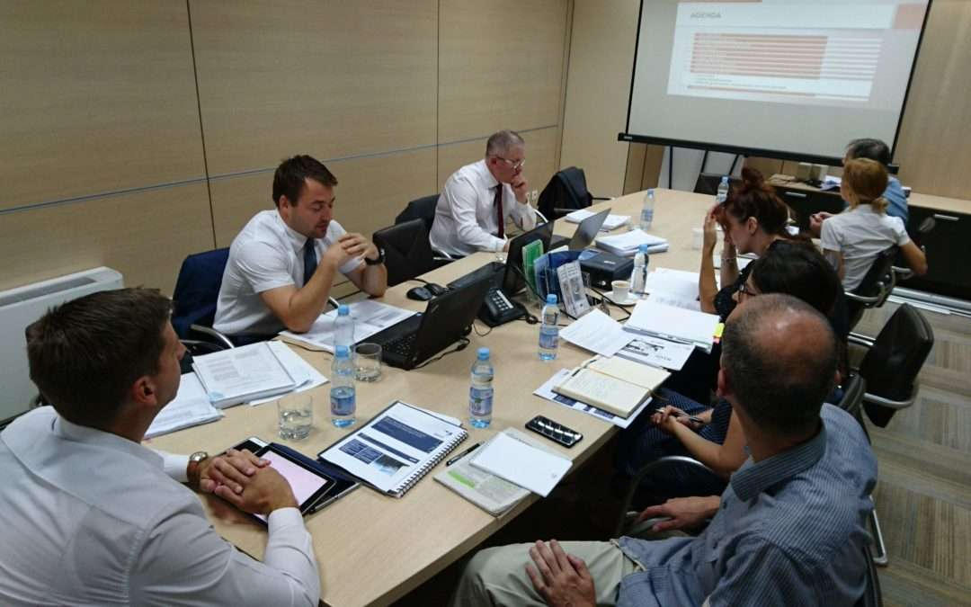 Experts from ATVP provide consulting to their colleagues in Montenegro