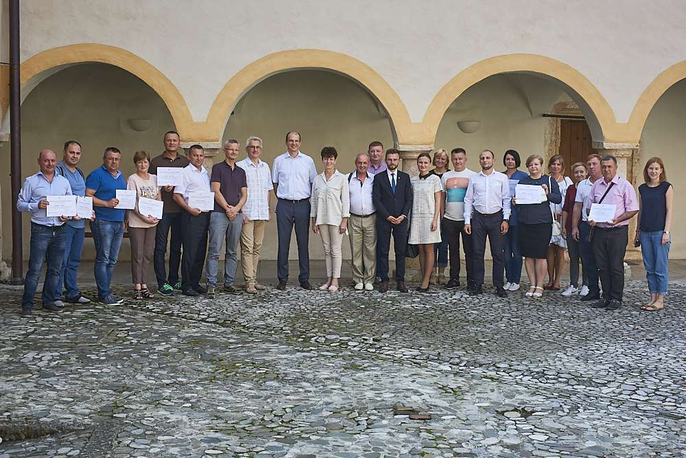 Successful conclusion of the international study visit to Slovenia and Italy