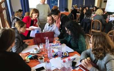 From Listeners to Successful Trainers – Preparing for International Projects