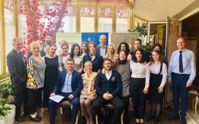 Successful Trainers return to Durres to design European and international projects