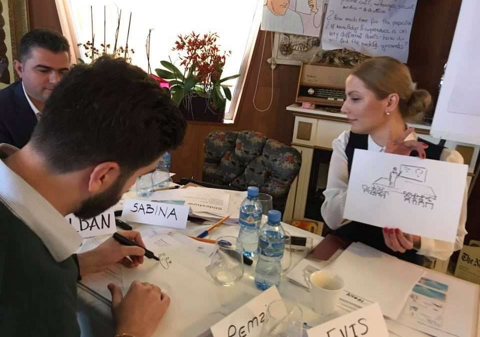 Development Cooperation in Albania: Train the Trainer