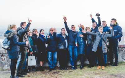 U-LEAD: Third study visit concludes in Ptuj