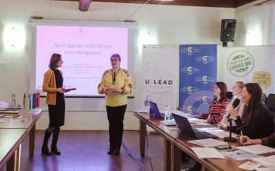 Third U-LEAD study visit kicks off