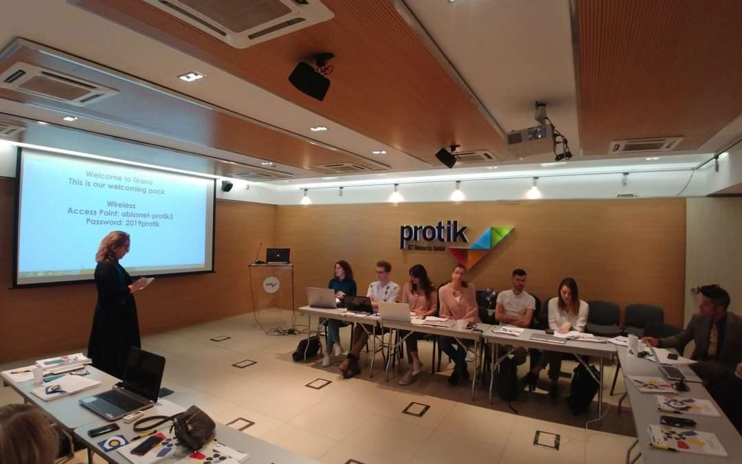 A Workshop in Tirana for actors of the supporting environment for Young Entrepreneurs in the Western Balkans – Startup Academy