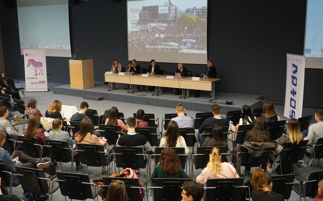 "CEP participates in panel discussion ""The Balkan Spring? Western Balkans and the rule of law"""