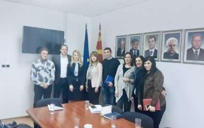 Slovenian development support to North Macedonia in the area of financial investigations also in the period 2019-2020