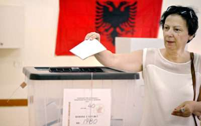 Strengthening the Transparency of Electoral Bodies – Albania 2019-2020