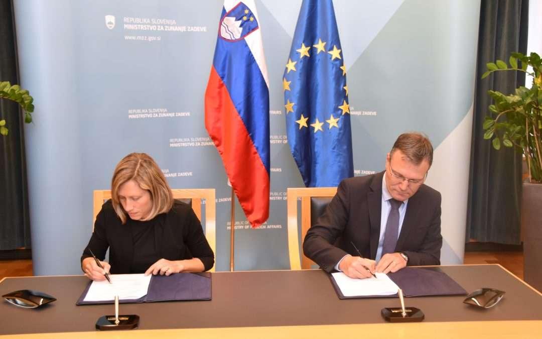 Slovenija s 542.000 evri podprla osem razvojnih projektov CEP za države Zahodnega Balkana