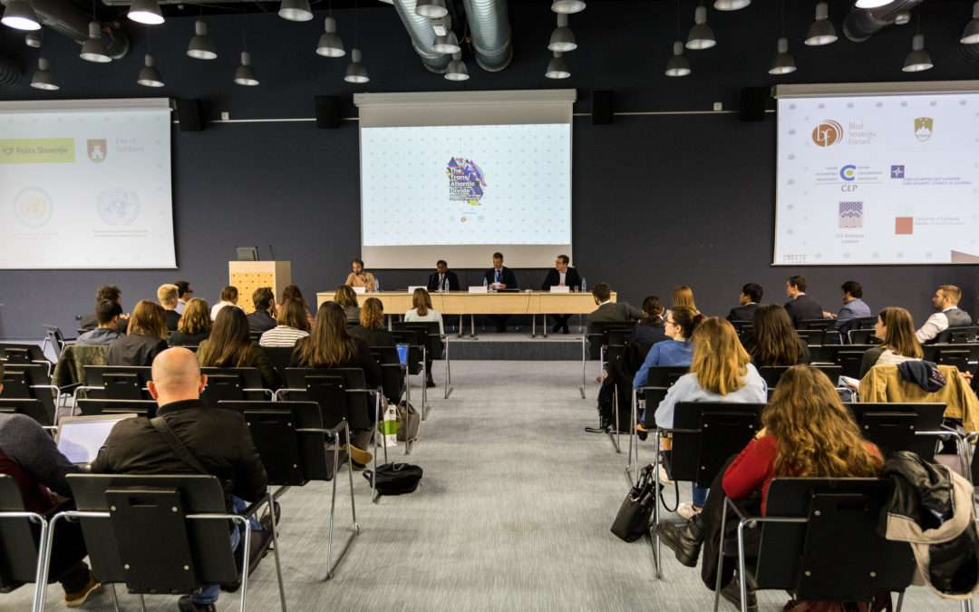 "CEP and Bled Strategic Forum have supported Salient – Youth Conference titled ""The Transatlantic Divide"""