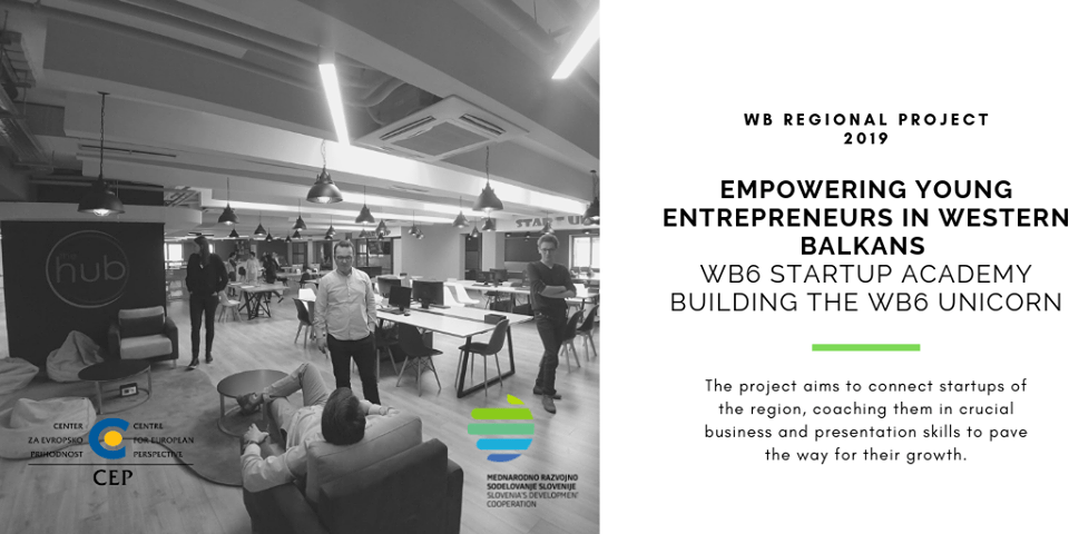 ANNOUNCEMENT OF THE LAST WORKSHOP IN THE PROMOTION OF ENTREPRENEURSHIP BETWEEN YOUNG PEOPLE IN THE WESTERN BALKANS