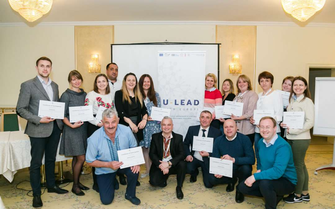 6th study visit within U-LEAD with Europe successfully concluded