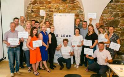 8th study visit within U-LEAD with Europe concluded in Maribor