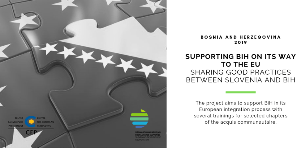 "Fourth workshop of ""Supporting BiH on its way to the EU"" successfully concluded"