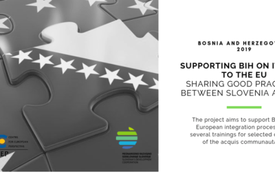 ANNOUNCEMENT: CEP supports BiH on its way to the EU