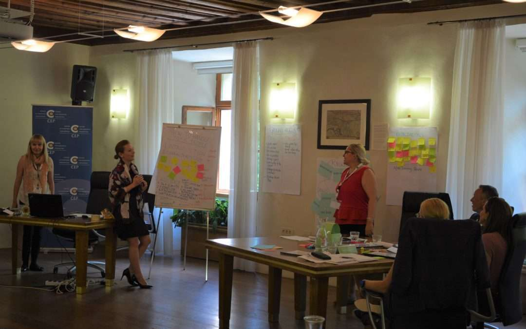 APPLICATIONS FOR THE Training of Trainers COURSE (17-18 December, Slovenia) ARE NOW OPEN!