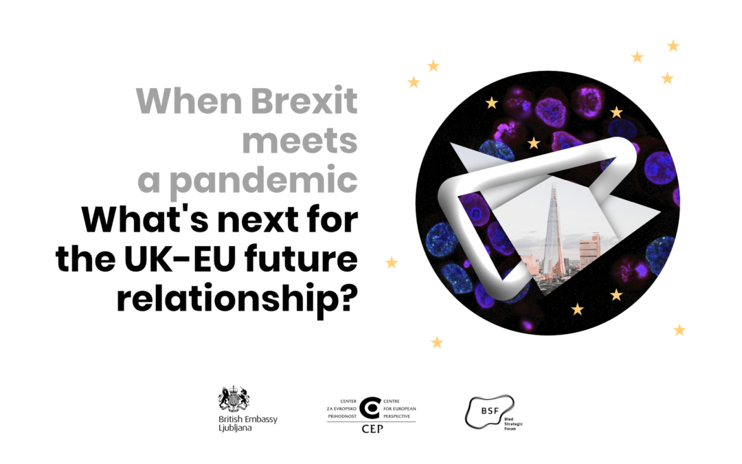 When Brexit meets a pandemic: What's next for the UK–EU future relationship?