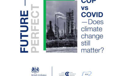 COP26 and COVID-19 – British and Slovenian experts debate the pandemic's impact on climate change.