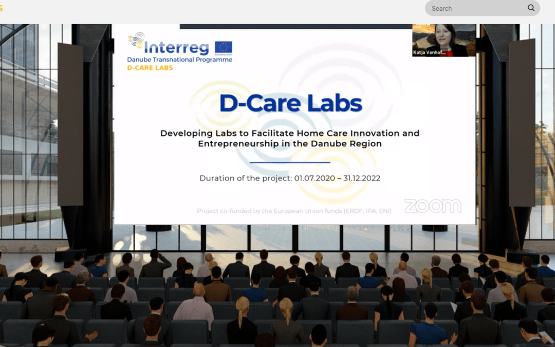 D-Care Labs kick-off event successful!