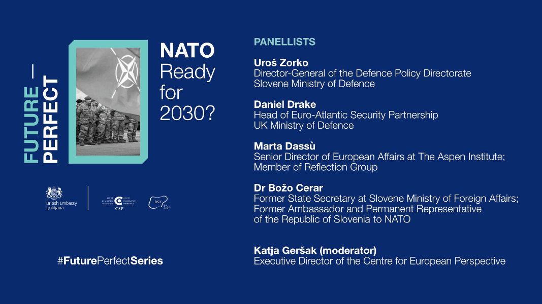 Future Perfect Series EP 3 – NATO – Ready for 2030?