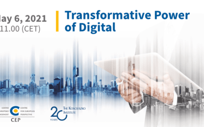 [Webinar] Transformative Power of Digital