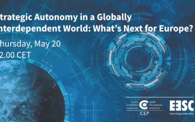 [Webinar] Strategic Autonomy In A Globally Interdependent World