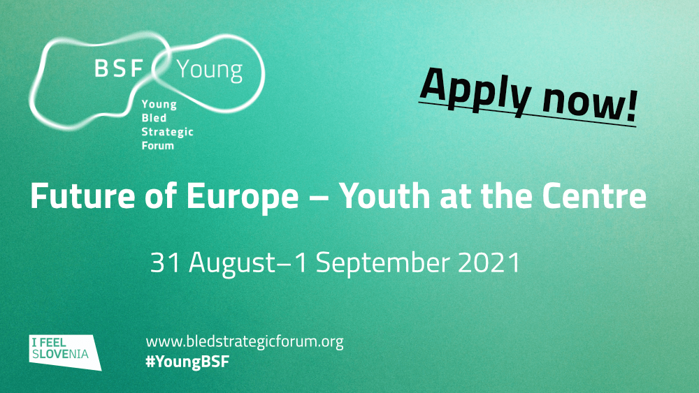 Applications for Young BSF 2021 now open!